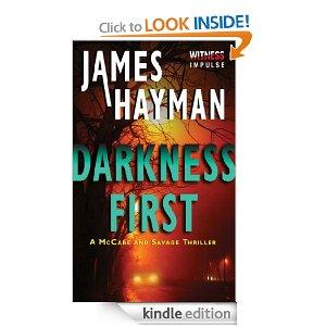 Newest thriller Darkness First