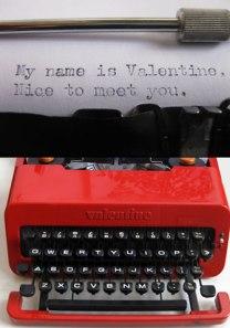 valentinetypewriter