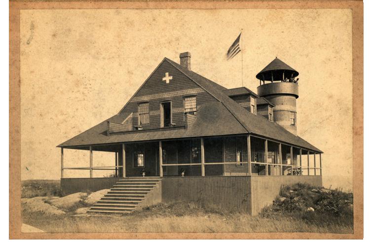 Fifth Maine Regimental Hall
