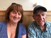 Carol Eisenberg and Ned Shenton
