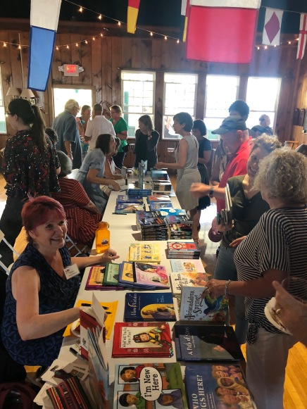 Island authors selling and signing books