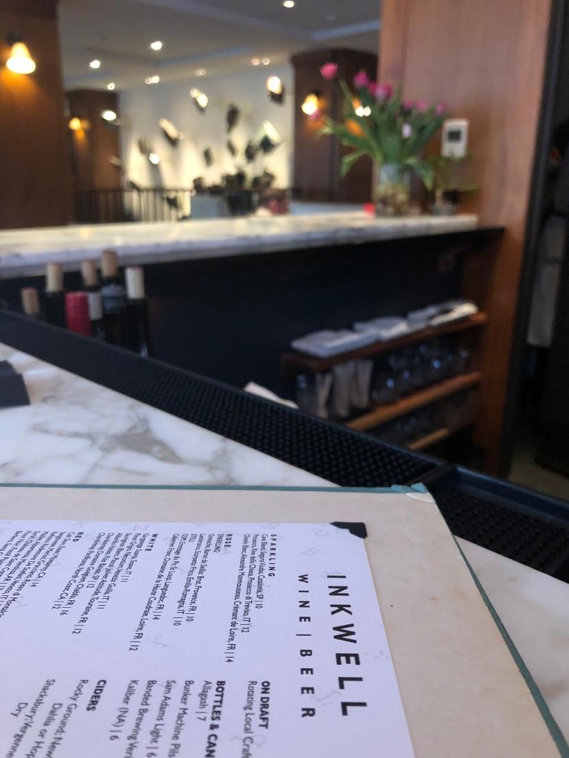 Inkwell Bar Portland
